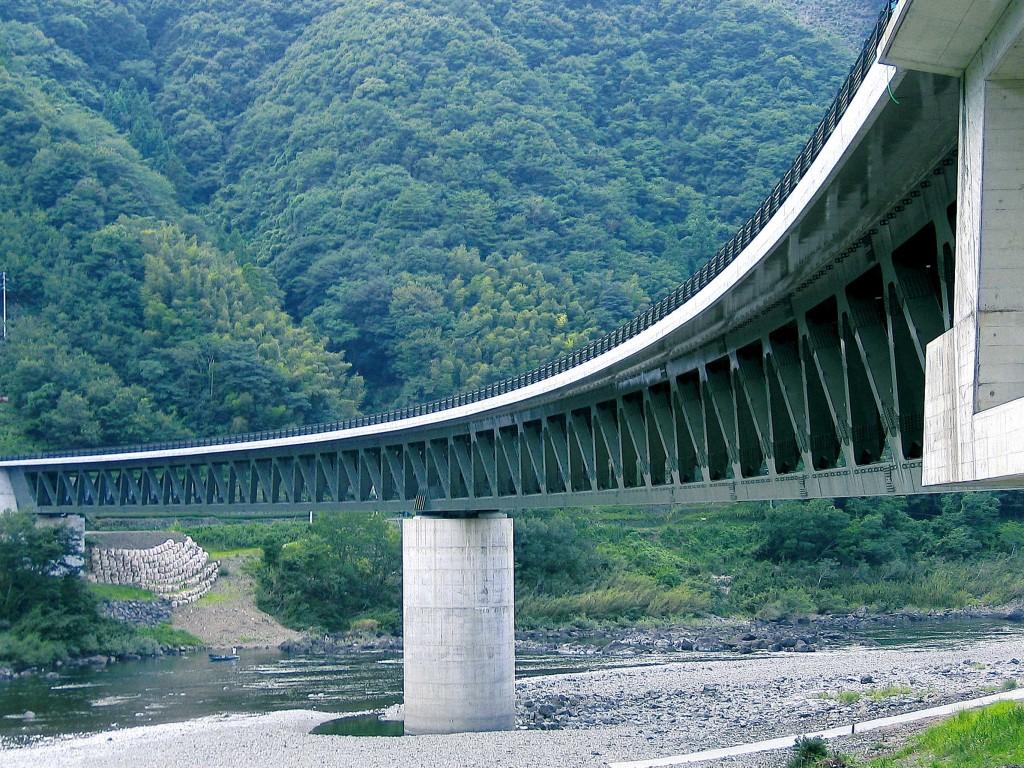 ダウンロード 難波橋  日本橋梁建設協会 橋の壁紙